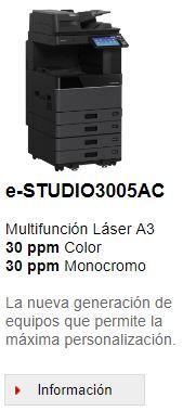 e-STUDIO 3005AC