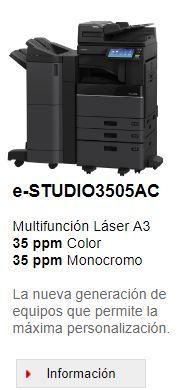 e-STUIDO 3505AC