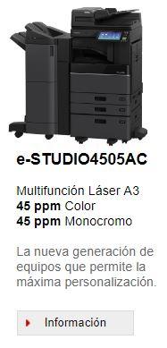 e-STUDIO 4505AC